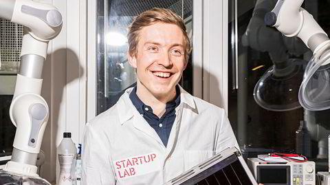 «Mr. Green». Jørgen Sørgård Erdal hoppet av konsulentkarrieren for å følge drømmen om å bli gründer.