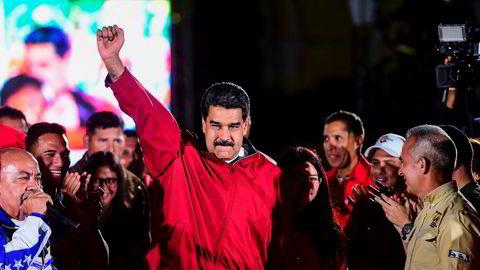 President Nicolás Maduro forsøker tilsynelatende å omdanne Venezuela til et diktatur av fascistisk type. Lite tyder på at dette vil bli mer vellykket enn hans forsøk på å lage et sosialistisk paradis.