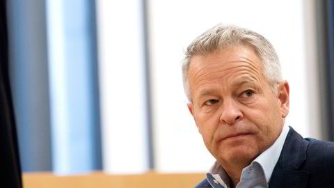 Tidligere Axactor-sjef Endre Rangnes har tro på god kursutvikling for selskapet han fikk sparken fra i april i år.