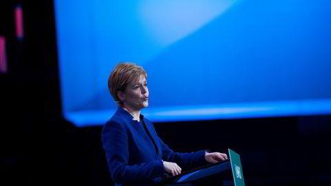 Nicola Sturgeon, Skottlands førsteminister, er sterkt kritisk til slutten på britisk Erasmus-deltakelse.