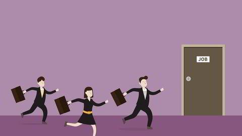45 prosent av mennene i undersøkelsen som byttet jobb i fjor, fikk en lønnsøkning på 11–20 prosent. Bare 19 prosent av kvinnene i undersøkelsen fikk en tilsvarende lønnsøkning, skriver Aase Stenhouse i innlegget.