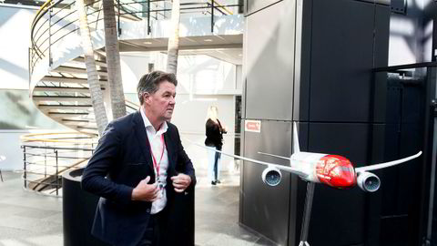 Det har vist seg vanskelig å oppnå tilfredsstillende lønnsomhet for datterselskapet i Argentina, sier fungerende konsernsjef Geir Karlsen i Norwegian Air Shuttle ASA.
