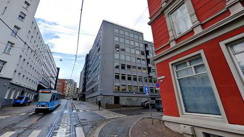 Finanstilsynet inndrar inkassobevillingen til Teleperformance, her er selskapets Oslo-kontor.