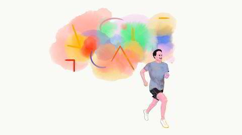 Å løpe på en sky. Det er trolig ikke endorfinene som gir runner's high, men kroppens egen hasjfabrikk.