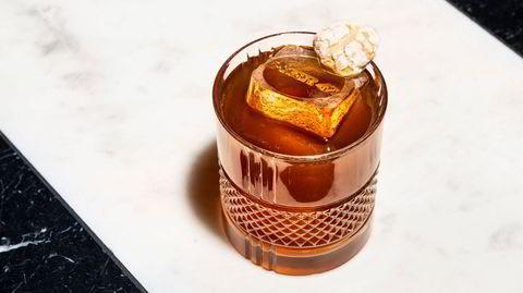 Italiensk inspirasjon. Vigeland Park er inspirert av den italienske drinken Negroni, men fornorsket med akevitt og kaffe i stedet for gin.