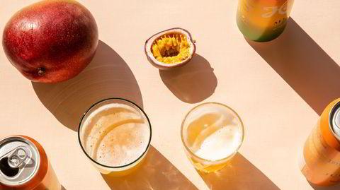 En fruktig aften. Mango-ipa har solgt seg rett inn i hjertene til det norske folk, og er nå blant de meste solgte øltypene i landet.