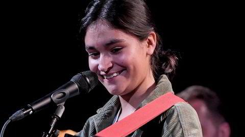 Du hørte det her først: Daniela Reyes kommer til å bli en av Norges høyest elskede artister.
