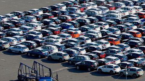 USA truer med straffetoll på importerte biler. Dette vil ramme USAs allierte Tyskland, Japan og Sør-Korea hardest.