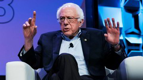 Bernie Sanders har planer om å hente inn 4250 milliarder dollar til statskassen det neste tiåret – men hvordan skal han skattlegge rikdom, når han ikke vet hvem som eier den, eller hvor den befinner seg, skriver Sara Narancic og Didrik Nygaard i innlegget.