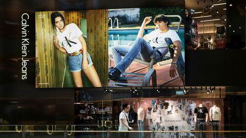 Reklame avbilder i stor grad en heterogen, endimensjonale verden, skriver Kaja Gilje Sekse i kronikken. Her: Hong Kong.