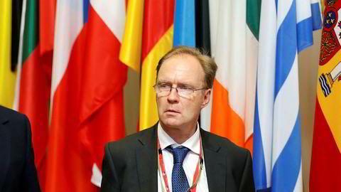 Storbritannias tidligere EU-ambassadør Ivan Rogers mener Storbritannia er inne i den største politiske krisen i vår levetid.