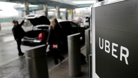 Antall Uber-bestillinger endte på 8,7 milliarder i andre kvartal - en dobling fra året før.