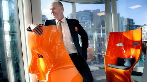 Protector-sjef Sverre Bjerkeli overfører 50 prosent av aksjene i Hvaler Invest til sine to barn.