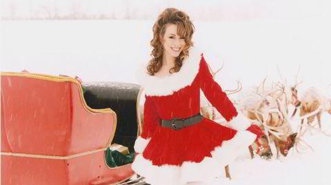 Mariah Carey endret platebransjens spilleregler da hun ga ut sin juleplate i 1994.