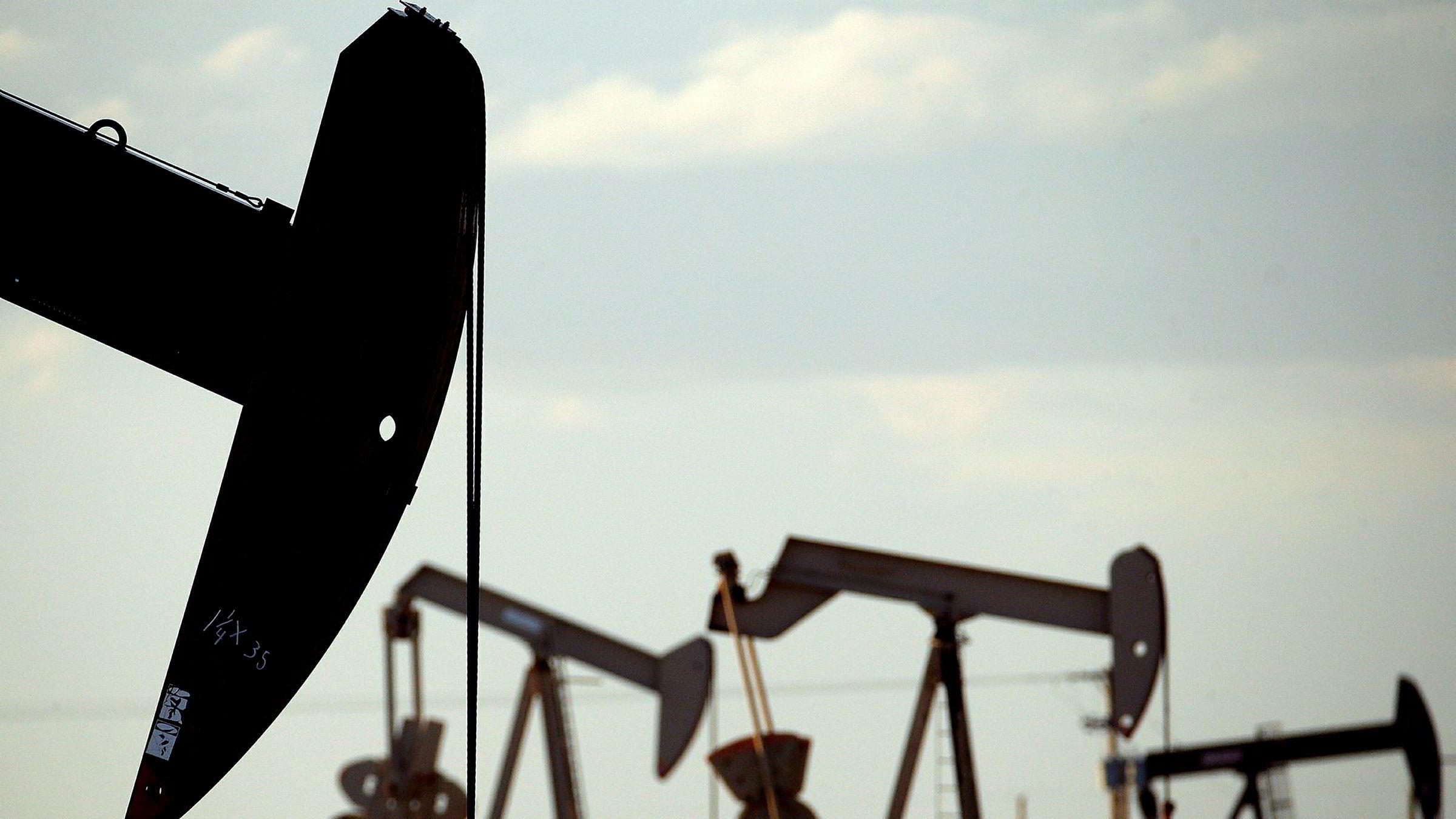 Det er ventet at amerikansk råoljeproduksjon skal ta seg opp innen utgangen av juni.