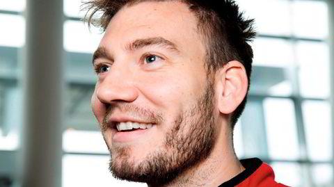 Ikke en plan. «Jeg har lagt en guideline for de neste årene. Ikke en plan, men en guideline», sa Nicklas Bendtner da D2 møtte ham på samling med det danske landslaget i København i mars i fjor.