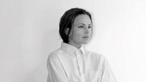 Designeren. «Future holds» er Ingrid Bredholdt første samarbeid med en møbelprodusent. Hun ser på kolleksjonen som en krysning mellom kunst, mote og design.