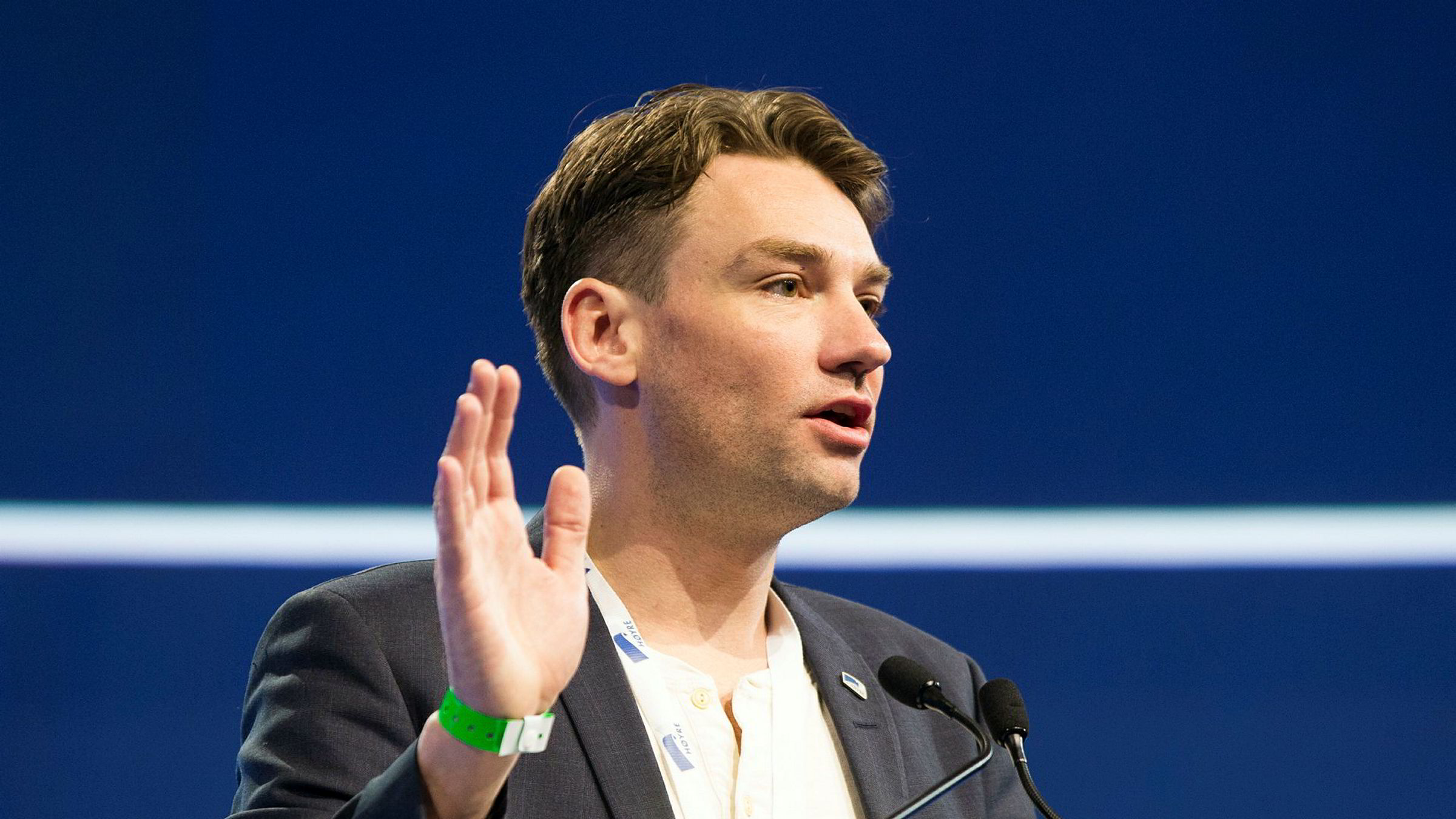 Henrik Asheim blir ny finanspolitisk talsmann og leder av finanskomiteen på Stortinget.