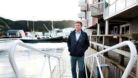 Stig Remøy venter å mangedoble antall ansatte i Rimfrost når nybåten blir levert.