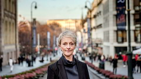 Direktør i forbrukertilsynet, Elisabeth Lier Haugseth.