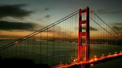 San Francisco er en rådyr by å bo i.