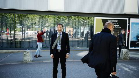 Rystad Energy og toppsjef Jarand Rystad har igjen regnet på Statens oljeverdier. Foto: Thomas Haugersveen