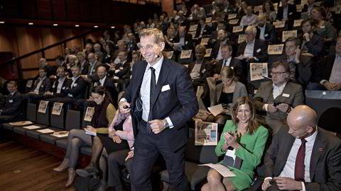 Oljekonsulent Jarand Rystad spår oljeprisen i 105 dollar fatet i 2021. Foto: Aleksander Nordahl