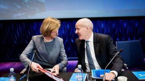 Styreleder Gunn Wærsted ba Telenor-sjef Sigve Brekke trekke seg, men han sa nei.