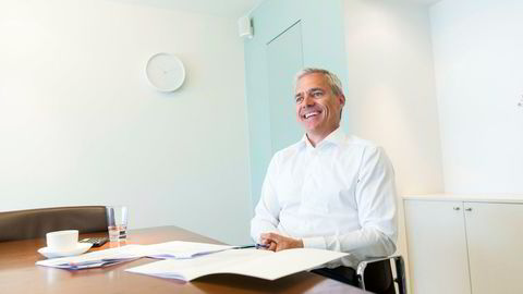 Dag Rasmussen er administrerende direktør i Rasmussengruppen som sammen med GC Rieber Shipping kjøper Schlumbergers seismikkvirksomhet WesternGeco.