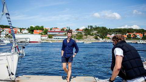 Partileder i Rødt, Bjørnar Moxnes, mener partiet har en god mulighet til å havne over sperregrensen i høstens stortingsvalg.