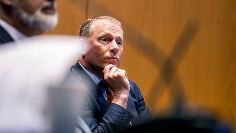 Nicolai Tangen starter i jobben som ny sjef for Oljefondet 1. september.