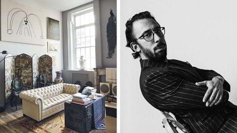 Michaels valg. – Hvorfor jeg må skifte ut kunsten i stuen min hver sjette måned? Det er som å klippe håret, en måte å frigjøre seg på, fornye seg. Jeg bytter ut det jeg liker med det jeg elsker, sier den tidligere sjefkuratoren i Ebay, Michael Moskowitz