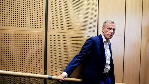 Konsernsjef Rolv Erik Ryssdal i Schibsted skal overta som sjef for de internasjonale rubrikkvirksomhetene i MPI.