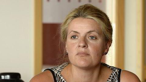 Inger Lise Blyverket er direktør for arbeidslivspolitikk i Virke. Arkivfoto: Vidar Ruud /