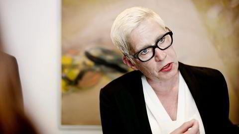 Anne Aasheim er død etter å ha fått konstatert lungekreft høsten 2015. Foto: Ida von Hanno Bast