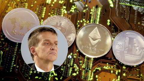 Ripple, Bitcoin, Etherum and Litecoin har vært blant de mest toneangivende kryptovalutaene. Nå kan eventyret gå mot slutten, ifølge amerikansk-estiske Ardo Hansson,