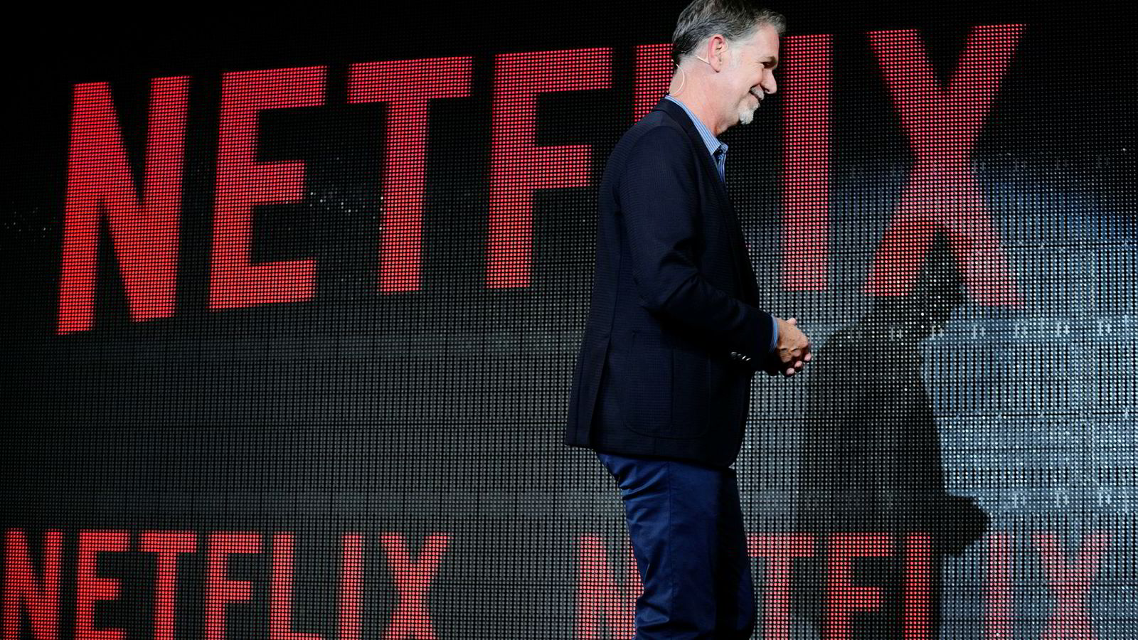 Netflix-gründer Reed Hastings har opplevd bedre kvartalstall tidligere.