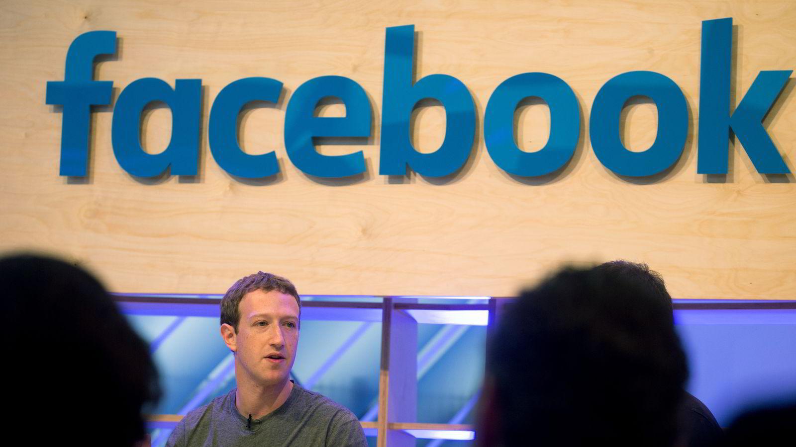 Facebook-sjef Mark Zuckerberg har åpnet lommeboken og sikret seg et nytt teknologiselskap. Foto: