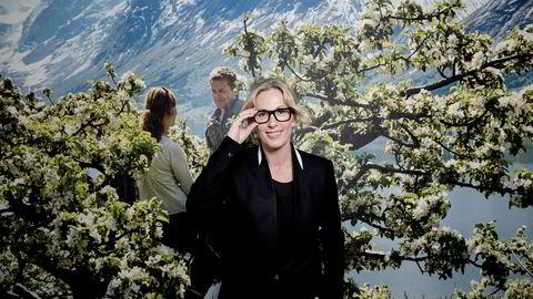 For å kvalifisere for støtte fra Innovasjon Norge må gründere ha en forretningsidé som representerer noe vesentlig nytt i markedet. Er dette en fornuftig strategi for Innovasjon Norge? Spør forfatteren. Her er Anita Krohn Traaseth, direktør for Innovasjon Norge.