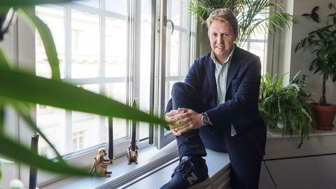 Daniel Kjellén, gründer av bankappen Tink, tror Formuesforvalterne vil være borte om ti år.