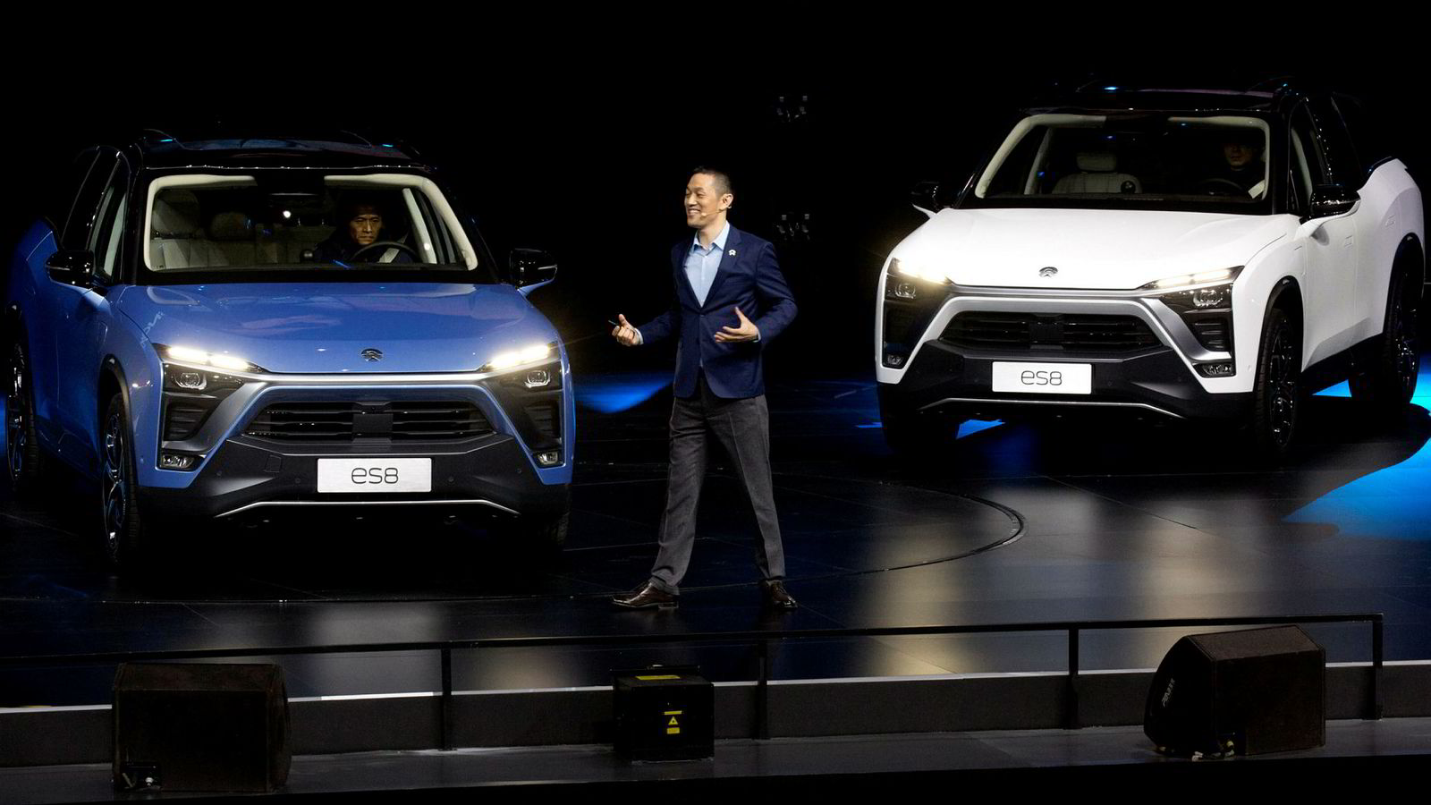 William Li, grunnlegger og leder av selskapet Nio, har blant annet teknologiselskapene Tencent, og Baidu inne på eiersiden.