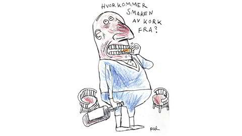 Illustrasjon: Per Elvestuen
