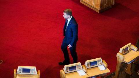 Opposisjonen ber helseminister Bent Høie (H) rydde opp.