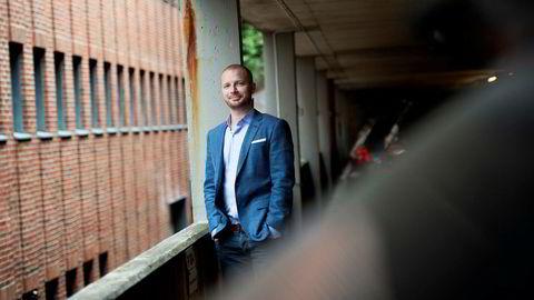 Marius Gylseth opplevde at han plutselig hadde over 58 millioner kroner for mye på aksjesparekontoen.