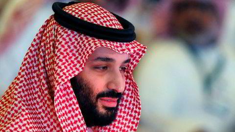 Saudi Arabias kronprins Mohammed bin Salman har nektet for å ha vært involvert i drapet på journalisten Jamal Khashoggi.