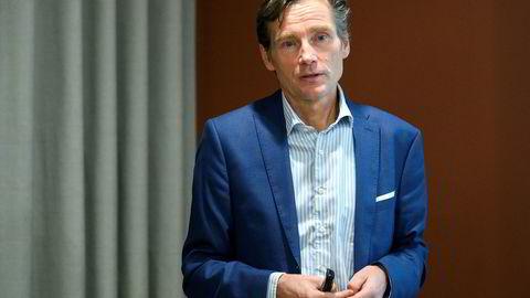 Investeringsdirektør Robert Næss i Nordea mener analytikeres forventninger til selskapenes inntjening er for optimistiske.