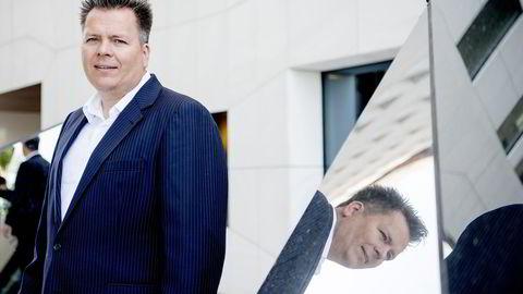 Porteføljeforvalter Torje Gundersen i DNB Asset Management er skeptisk til aksjemarkedet fremover. Foto: Mikaela Berg