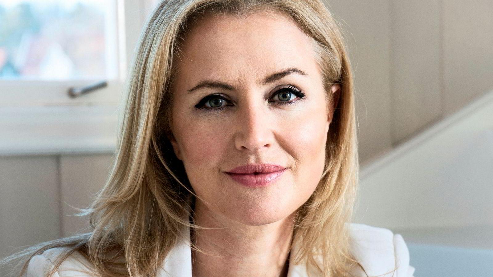 933434df Jeanette D. Kvisvik ble kåret til en av Europas 50 mest innflytelsesrike kvinner  innen teknologi