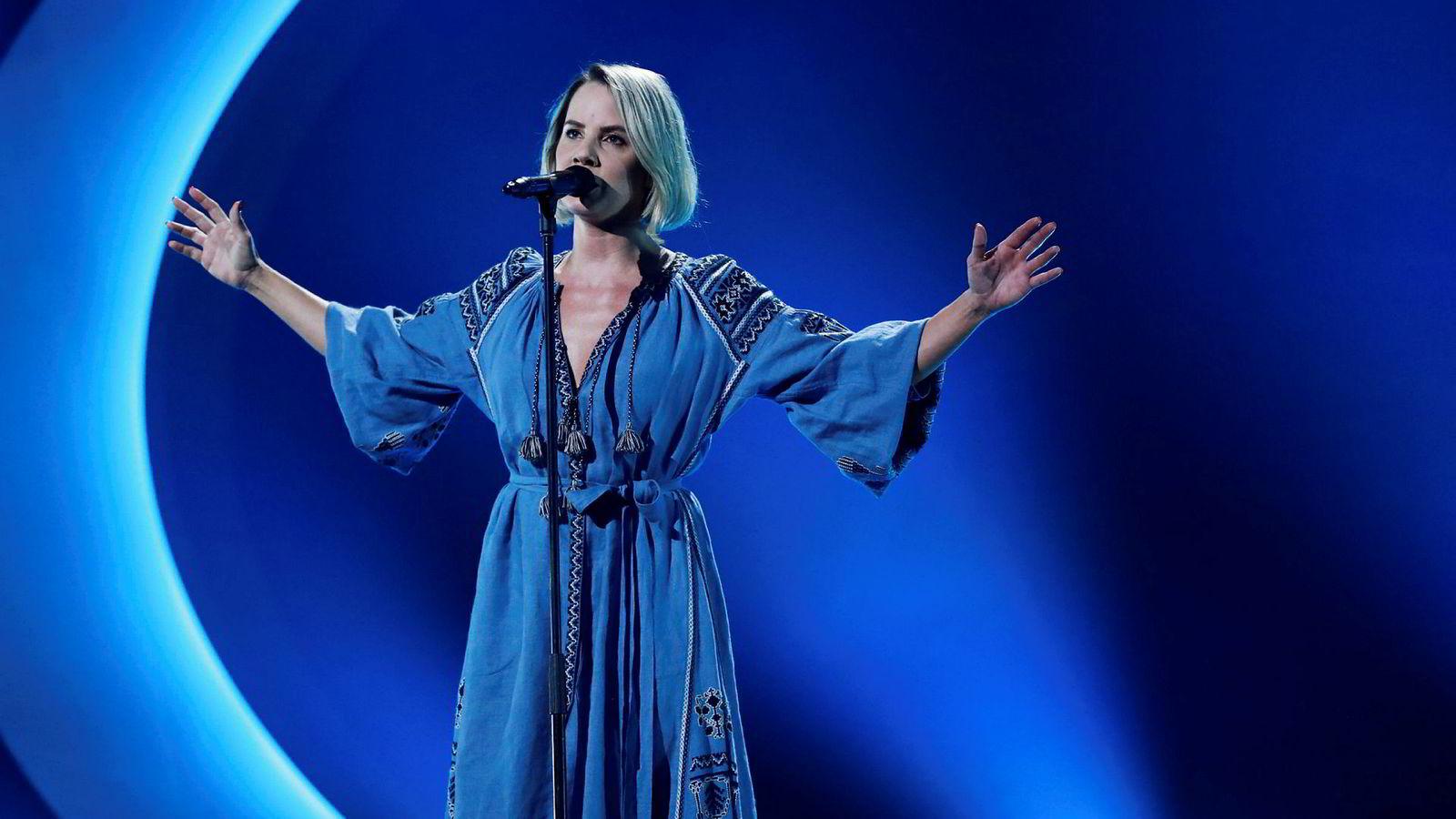 – Jeg fokuserer mer på tid enn jeg gjorde før, sier Ina Wroldsen, som siden 2007 har bygget seg opp som låtskriver med internasjonal suksess.