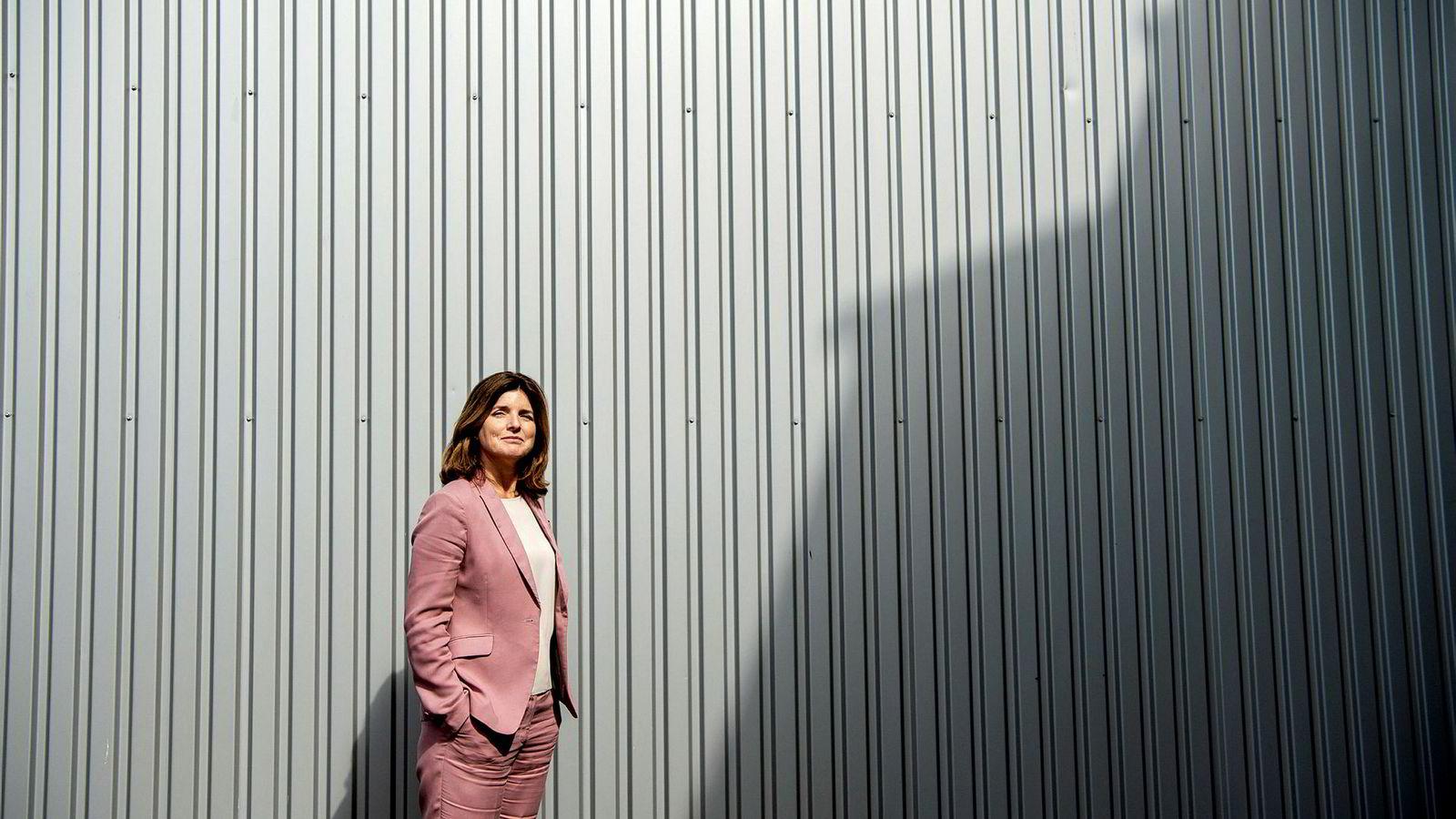 Nina Schanke Funnemark, administrerende direktør i Lånekassen, sier at Lånekassens ordninger må endres for å møte fremtidens kompetansebehov i arbeidslivet.